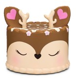 SILLY SQUISHIES DEER CAKE SQUISHY