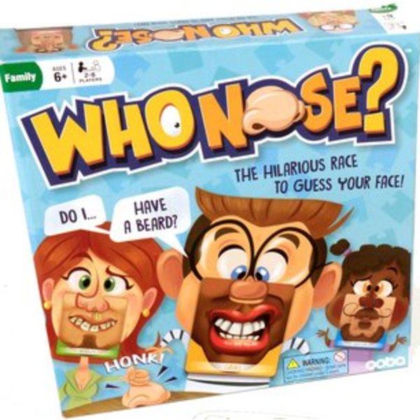 WHO NOSE?