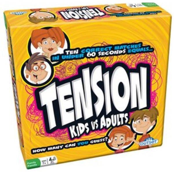 TENSION KIDS VS ADULTS