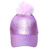 AMERICAN JEWEL GLITTER CAPS - PURPLE