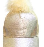 AMERICAN JEWEL GLITTER CAPS - GOLD
