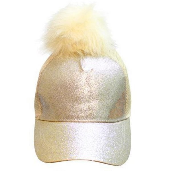 GLITTER CAPS - GOLD(CURRENTLY SOLD OUT)
