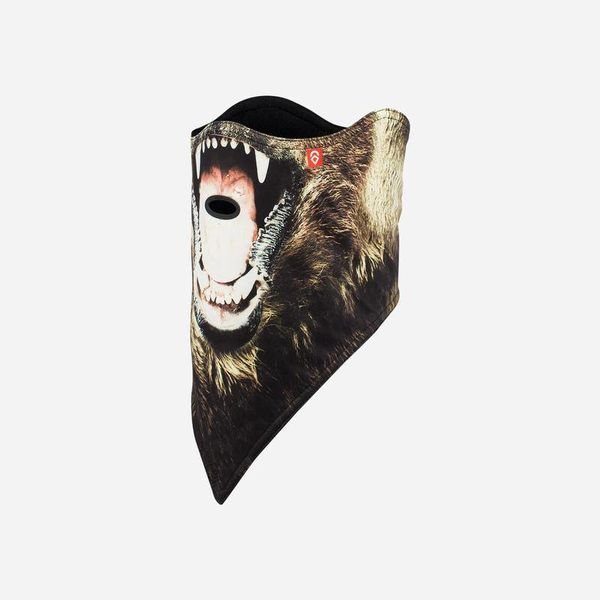 BEAR FACEMASK STANDARD 2-LAYER