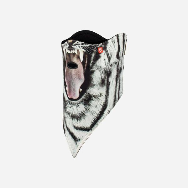 SNOW TIGER FACEMASK STANDARD 2-LAYER