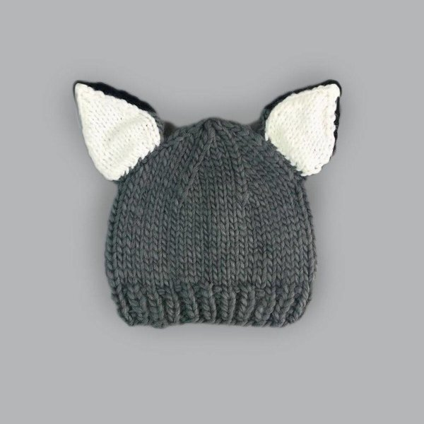 LANHAM WOLF HAT - SMALL