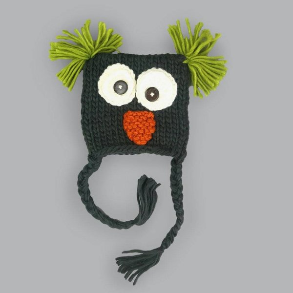 OTIS THE OWL HAT 0-6M