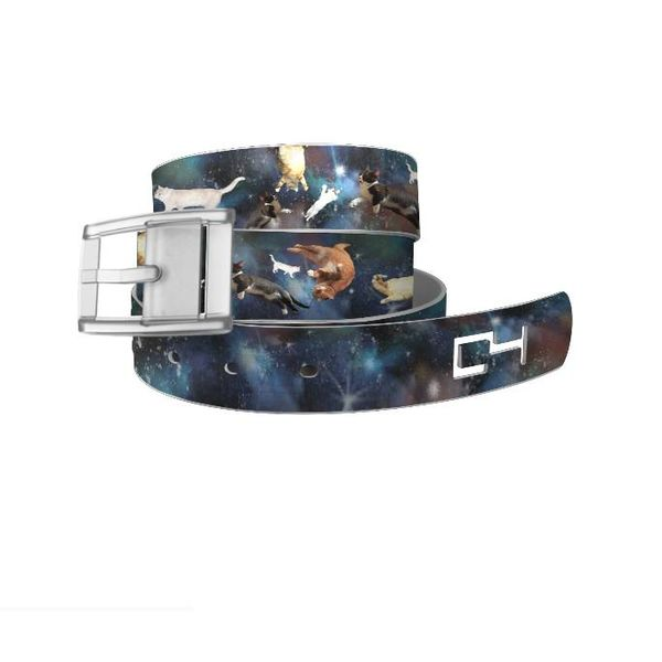 C4 CLASSIC BELT - GALAXY CAT
