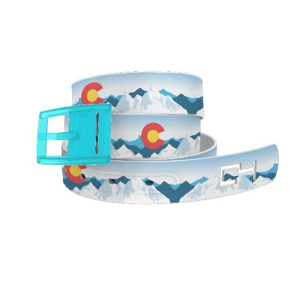 C4 CLASSIC BELT - COLORADO MOUNTAINS