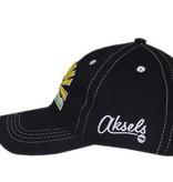 AKSELS KIDS COLORADO SUNSET BLACK HAT