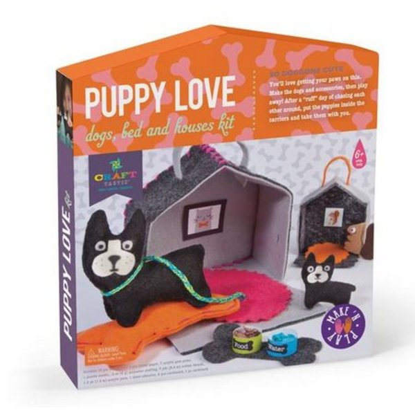 MAKE AND PLAY PUPPY LOVE KIT