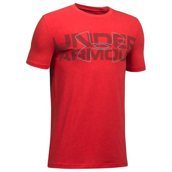 DUO ARMOUR SHORTSLEEVE TEE - RED