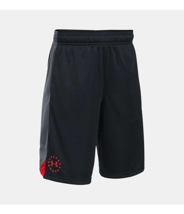 UNDER ARMOUR FREEDOM SHORT - BLACK