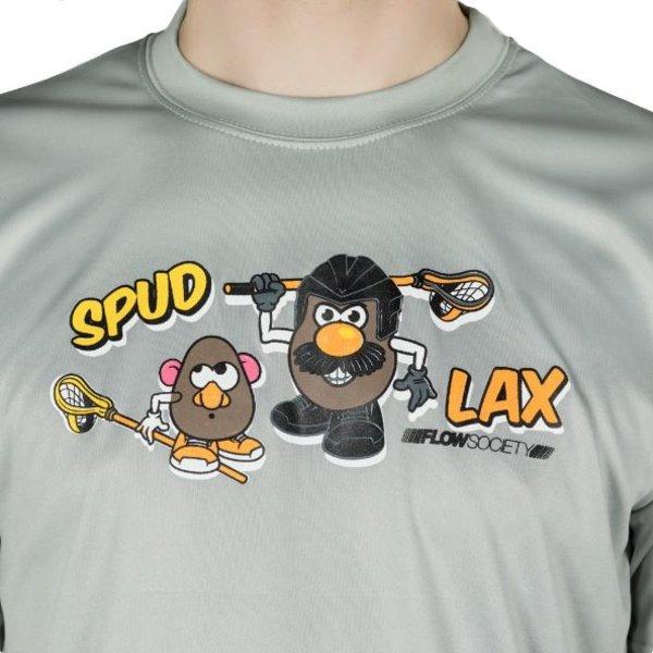 SPUD LAX TEE