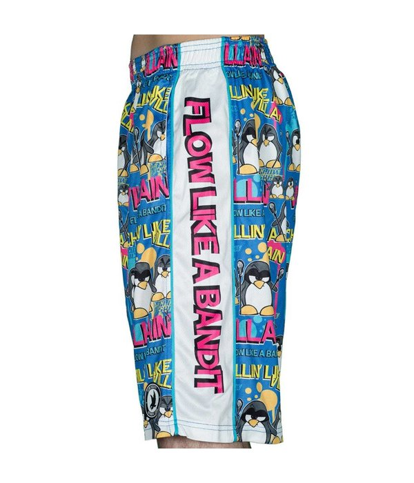 FLOW SOCIETY FLOW LAKE A BANDIT LAX SHORTS
