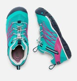 KEEN CHANDLER CNX YOUTH - VIRIDIAN/BERRY