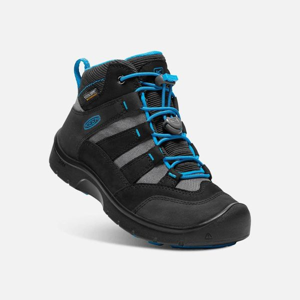 HIKEPORT WATERPROOF YOUTH - BLACK/BLUE