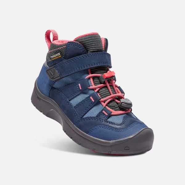 HIKEPORT WATERPROOF CHILD - BLUES/CORAL