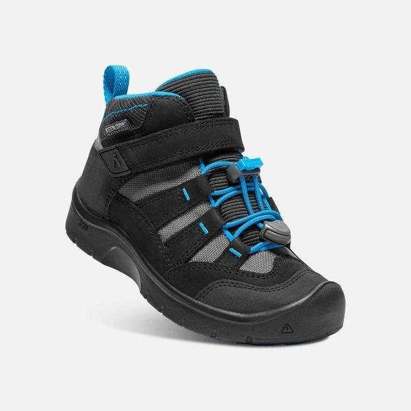 HIKEPORT WATERPROOF CHILD - BLACK/BLUE