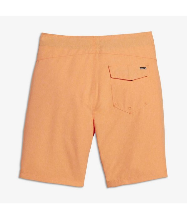 JB ONE AND ONLY BOARDSHORT - BRIGHT CITRUS HEATHER