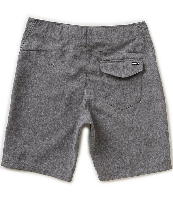 INFB ONE AND ONLY BOARDSHORT - HEATHER BLACK