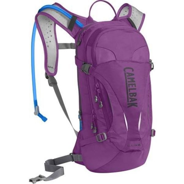 LUXE CAMELBAK - LIGHT PURPLE/CHARCOAL