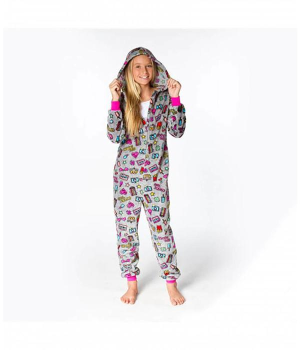 MALIBU SUGAR JUNK FOOD ONESIE