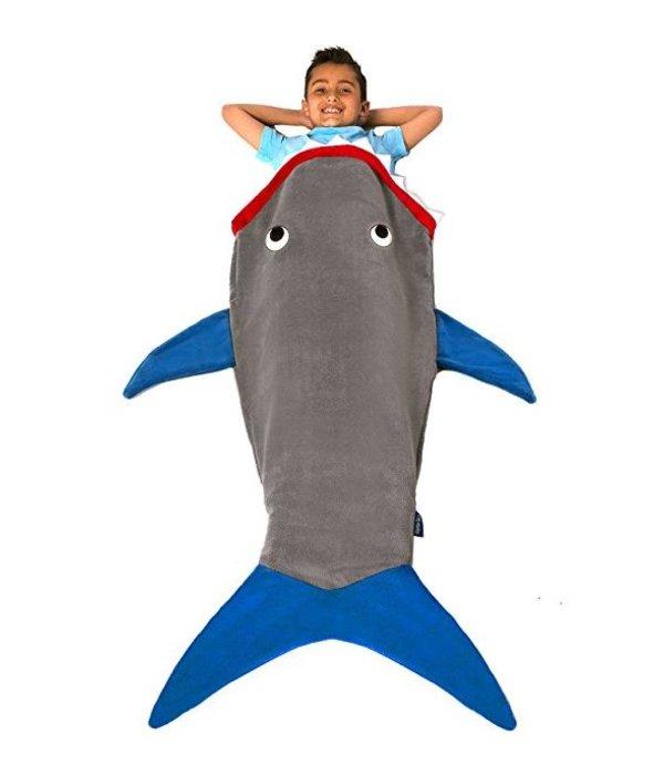 SHARK BLANKIE TAIL - YOUTH