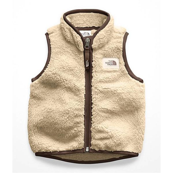 INFANT BOYS CAMPSHIRE VEST - PALE KHAKI