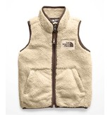 THE NORTH FACE TODDLER BOYS CAMPSHIRE FULL ZIP VEST - PALE KHAKI