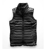 THE NORTH FACE GIRLS REVERSIBLE MOSSBUD SWIRL VEST - TNF BLACK