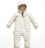 THE NORTH FACE INFANT GIRLS THERMOBALL BUNTING - VINTAGE WHITE