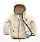 THE NORTH FACE TODDLER BOYS CAMPSHIRE FULL ZIP JACKET - PALE KHAKI
