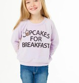 CHASER CUPCAKES FOR BREAKFAST PULLOVER