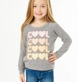 CHASER COOL! PULLOVER