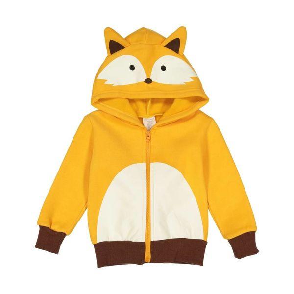WOODLAND FOX 3D HOODIE