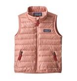PATAGONIA BABY DOWN SWEATER VEST - MINERAL PINK
