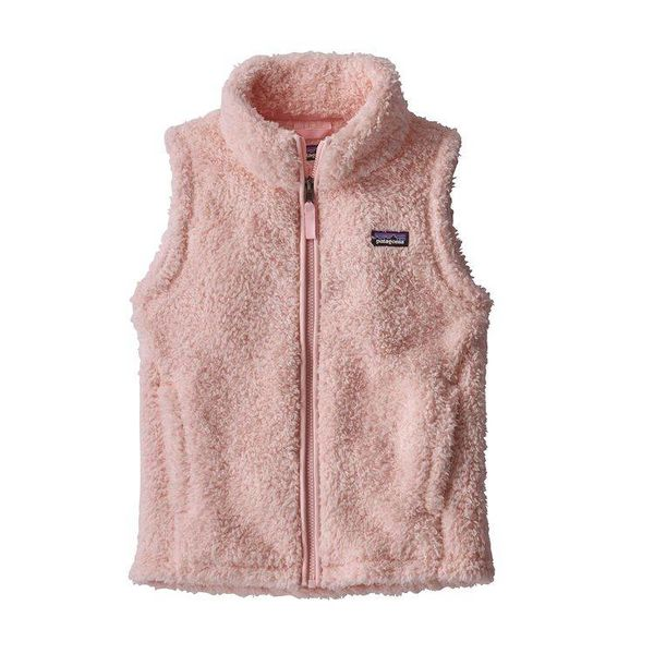 GIRLS LOS GATOS VEST - PINK OPAL