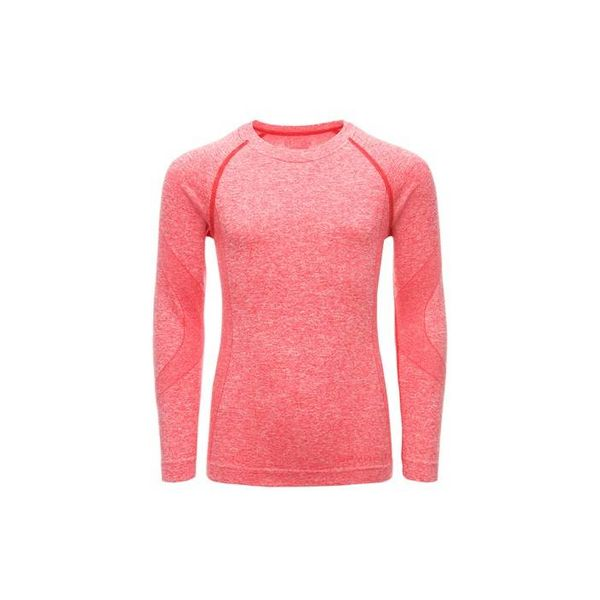 GIRL'S HARPER BASELAYER TOP - HIBISCUS