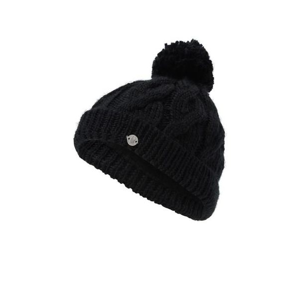 GIRL'S KALEIDOSCOPE HAT - BLACK