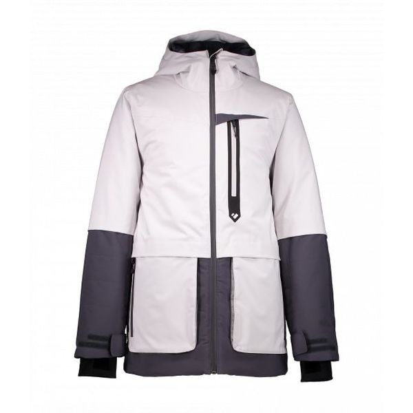 JUNIOR BOYS AXEL JACKET - FOG
