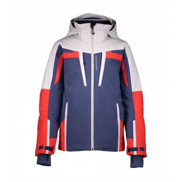 JUNIOR BOYS MACH 9 JACKET - TRIDENT