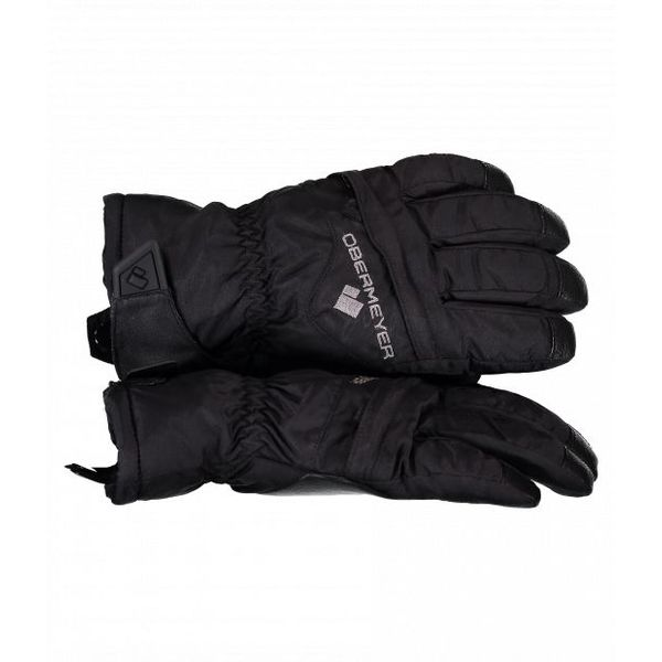 JUNIORS LAVA GLOVE - BLACK