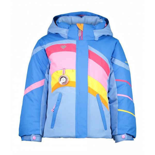PRESCHOOL GIRLS SHIMMY JACKET - BO PEEP BLUE