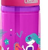 CAMELBAK PINK MERMAIDS EDDY KIDS INSULATED .4L