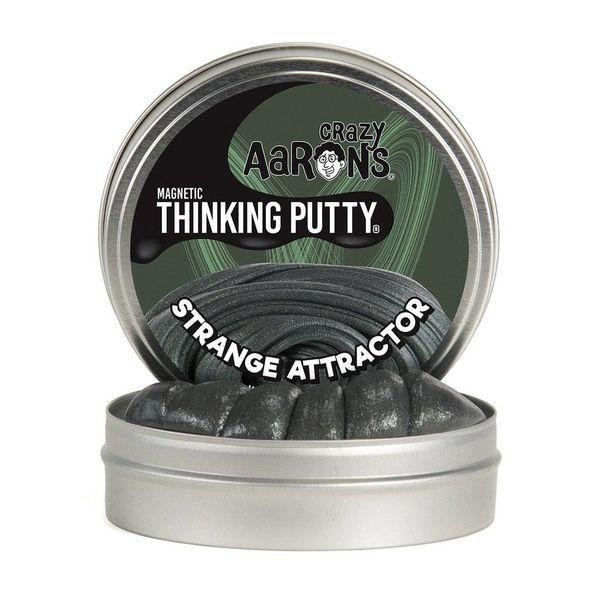 STRANGE ATTRACTOR MAGNETICS THINKING PUTTY