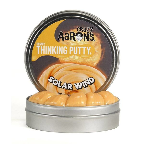 SOLAR WINDS COSMICS THINKING PUTTY