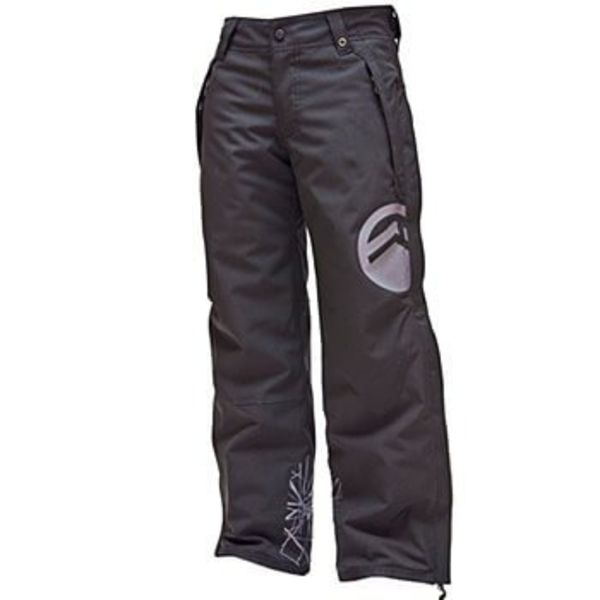KIDS PREVAIL PANT - BLACK