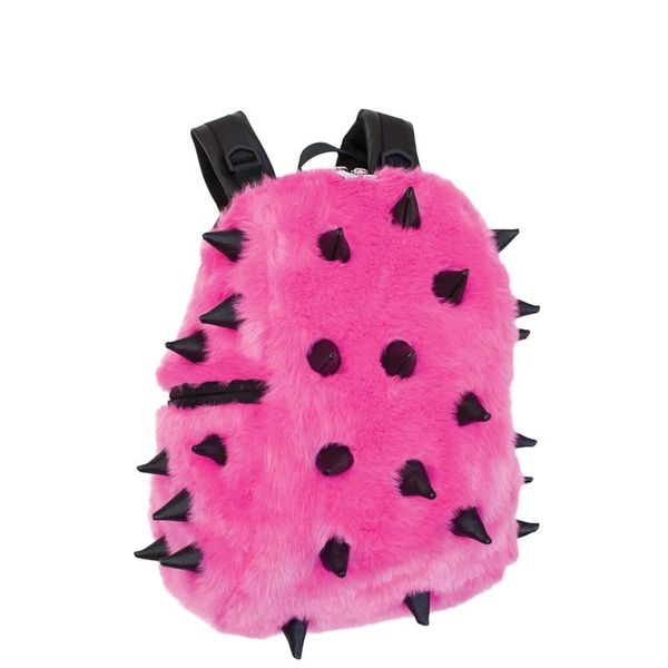 FUR-REAL IN PINK SPIKETUS-REX MOPPET HALF-SIZE BACKPACK
