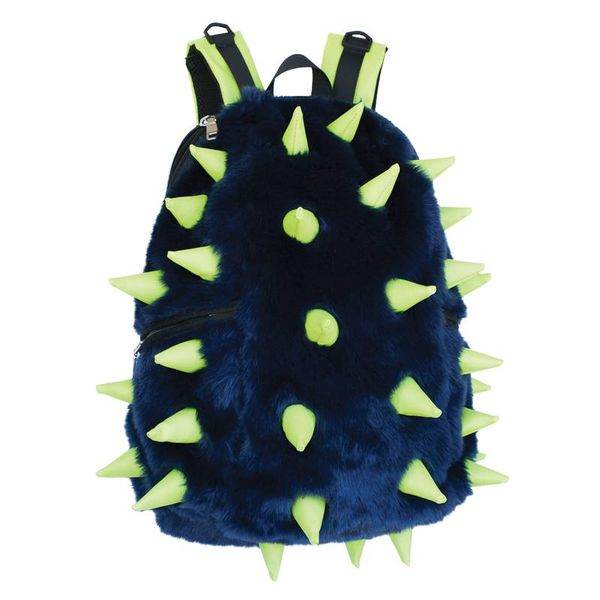 BEASTLY BLUE SPIKETUS-REX MOPPET FULL-SIZE BACKPACK