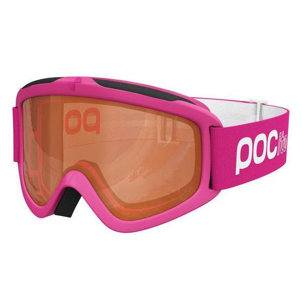 POCITO IRIS GOGGLE - FLUOR PINK - ONE SIZE